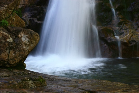 Piece of Glen Ellis Falls