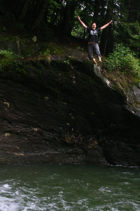 Jumping Jumping Aimee