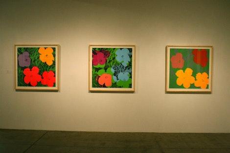 Warhol's Flowers