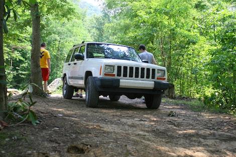 Jeep 4 Jeep