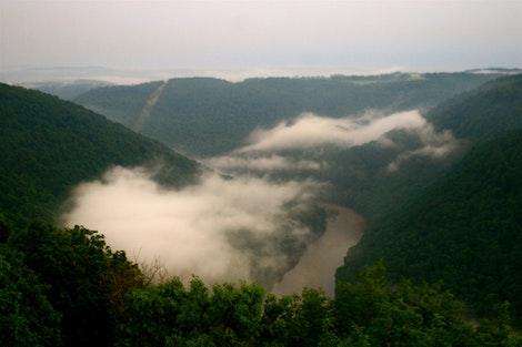 Cooper's Rock View