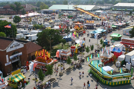 The Ohio State Fair