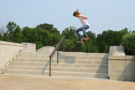 Flip the Kick