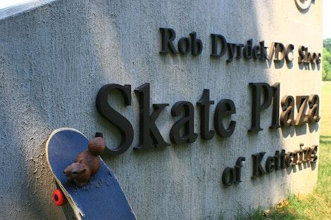 Rob Dyrdek's Skate Plaza