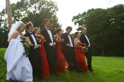 Run Wedding Pary, Run!