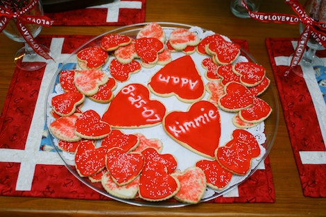 Kimmie and Adam Cookies
