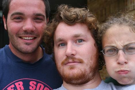 Kevin, Me, Amanda