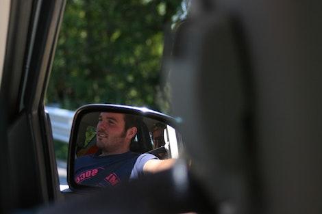 Portrait of a Passenger