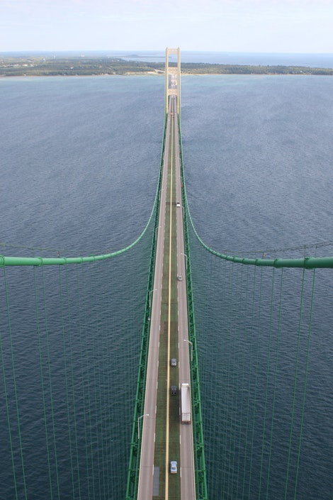 The Mackinac Bridge #2