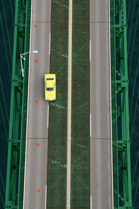 The Mackinac Bridge #3