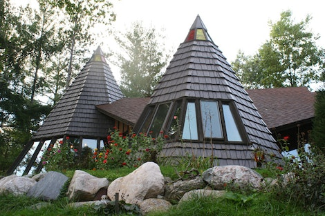 The Teepee House #2