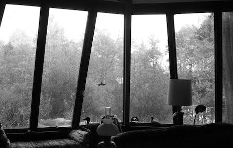 Teepee House: Living Room