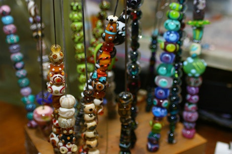 Glass Beads by Marilyn