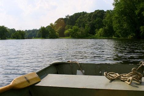 My Short Row Boat Adventure