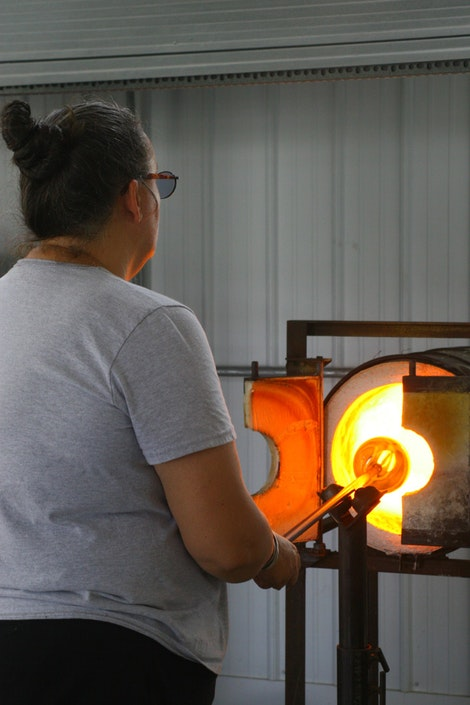 Heating Glass