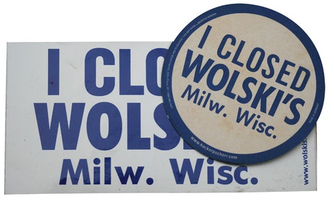 I Closed Wolski's