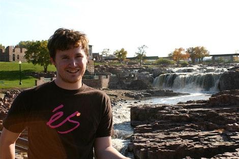 Me at Sioux Falls