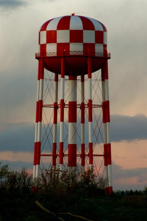 Minot Water Tower