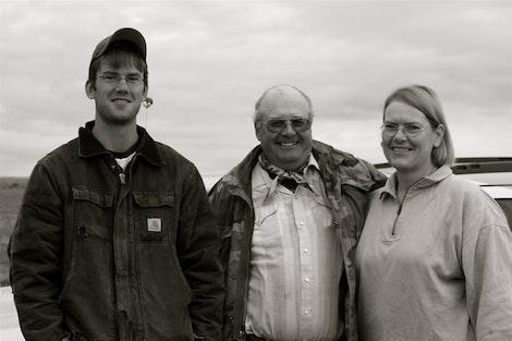 Carsten, Lester & Reneta
