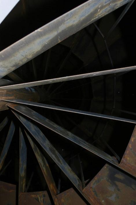 Wonder #2: Spiral Staircase