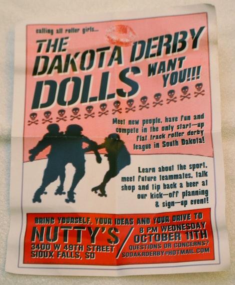 Dakota Derby Dolls