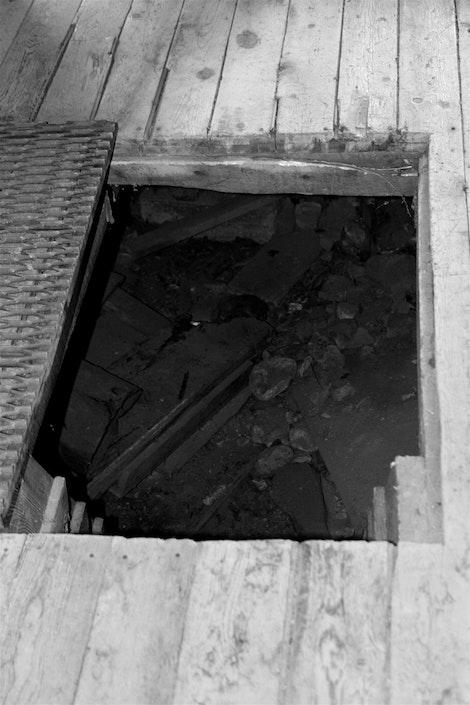Abandoned Basement