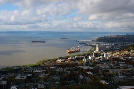 Seattle Shore