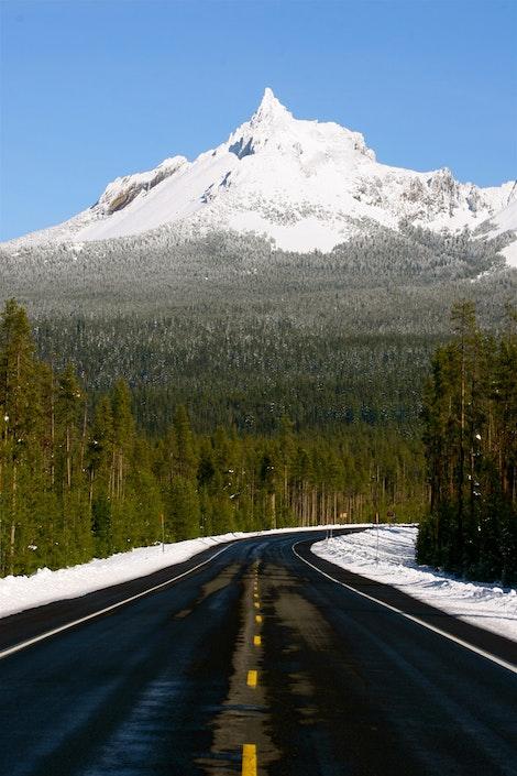 Thielsen Peak Road