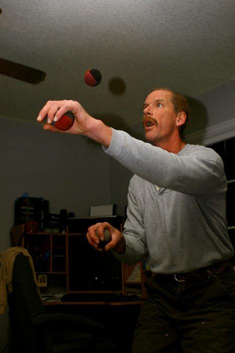 Brent Juggling