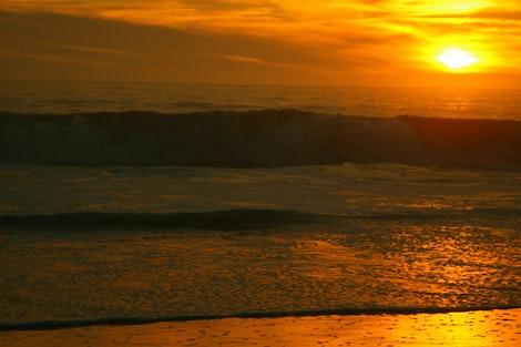 Santa Cruz Sunset #1