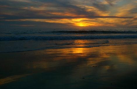Santa Cruz Sunset #3