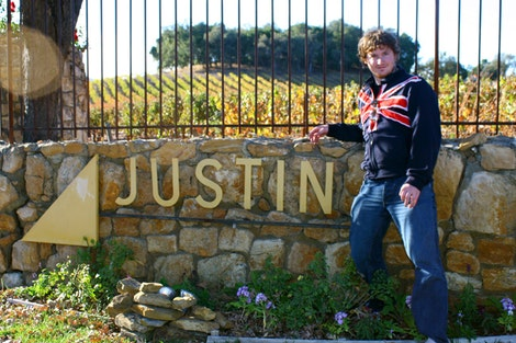 Justin Vinyards and Winery