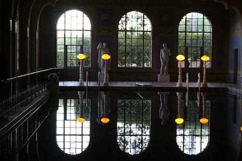 Hearst Castle Indoor Pool #2