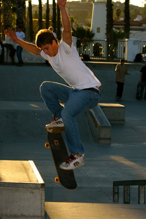 Santa Barbara Skate