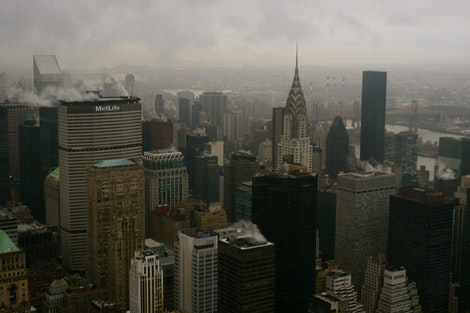 Empire Skyline View