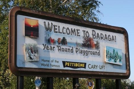 Welcome to Baraga